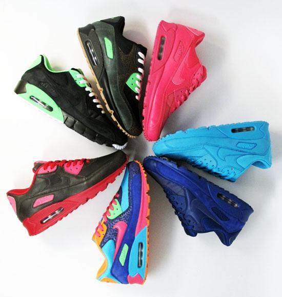 air max 90 all colors