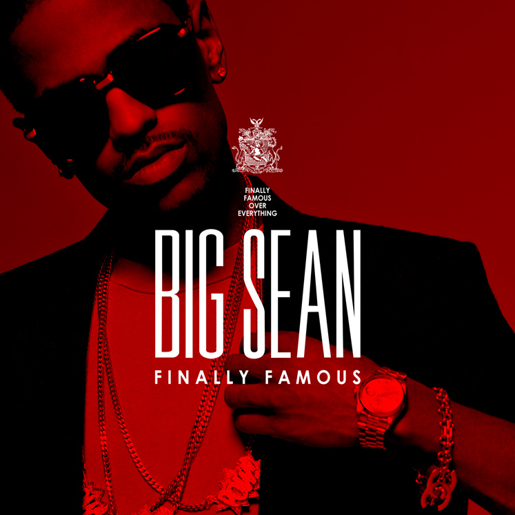 big sean finally famous artwork. Big Sean Finally Famous Cover